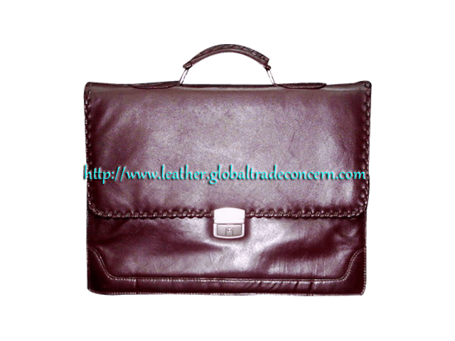 Genuine Leather Official Bag