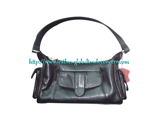 Genuine Leather Vanity Bag